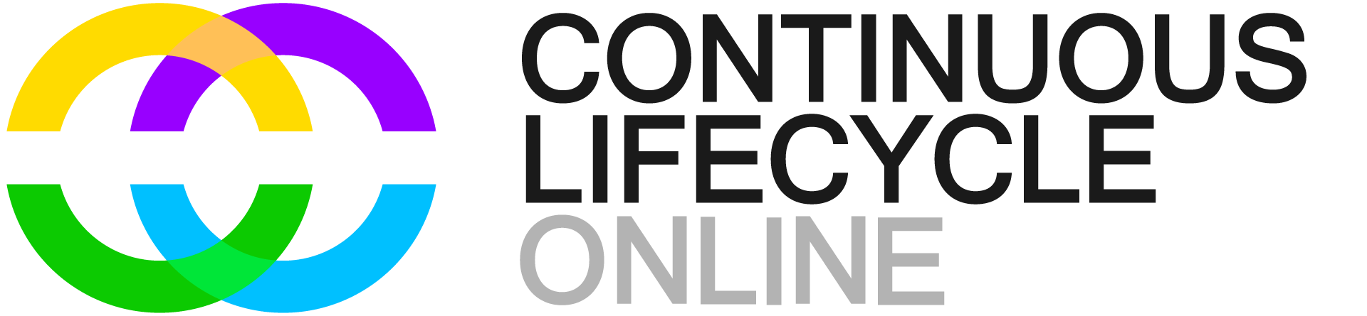 Logo Continuous Lifecycle Online 2021